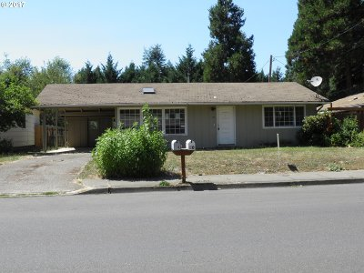 Cottage Grove Single Family Home For Sale: 25 S R St