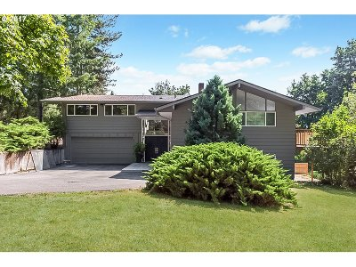 Oregon City Single Family Home For Sale: 15172 Thayer Rd