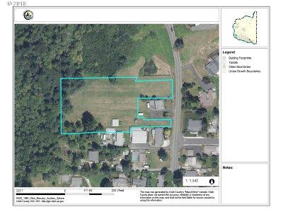 Camas Residential Lots & Land For Sale: NE Everett St