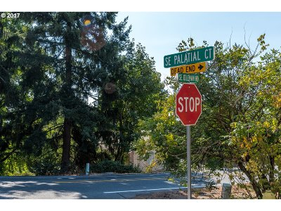 Happy Valley, Clackamas Residential Lots & Land For Sale: 10224 SE Palatial Ct