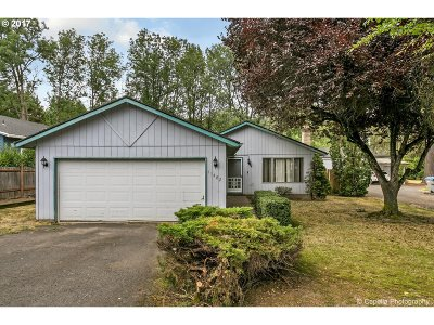 Tigard Single Family Home For Sale: 11482 SW 115th Ave