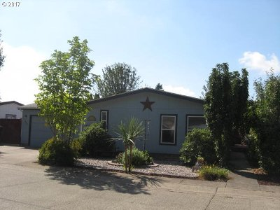 Canby OR Single Family Home For Sale: $89,000