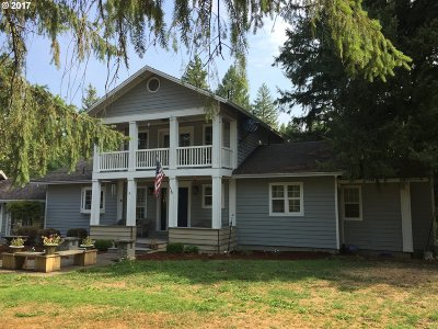 Glide Single Family Home For Sale: 1980 Little River Rd