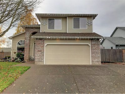 Keizer Single Family Home For Sale: 7357 Caneberry Ct