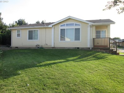 Pendleton Single Family Home For Sale: 2600 SW Goodwin Ave 13
