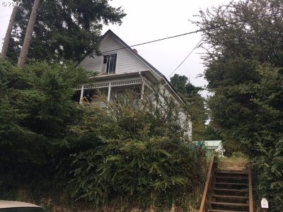 Coos Bay Single Family Home For Sale: 342 S 6th