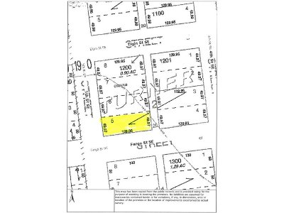 Turner Residential Lots & Land Sold: 5th St #Lot 5
