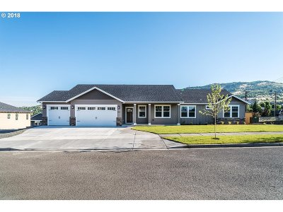 Medford Single Family Home For Sale: 4833 Hathaway Dr