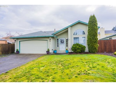 Vancouver WA Single Family Home Sold: $261,000