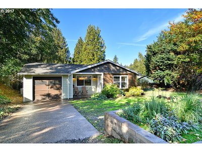 Portland Single Family Home For Sale: 8807 SW 8th Ave