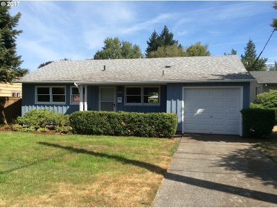 Portland Single Family Home For Sale: 9727 N Lombard St