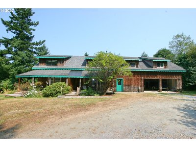 Bandon Single Family Home For Sale: 89798 Two Mile Ln