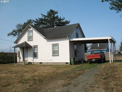 Coos Bay Single Family Home For Sale: 260 N Wall
