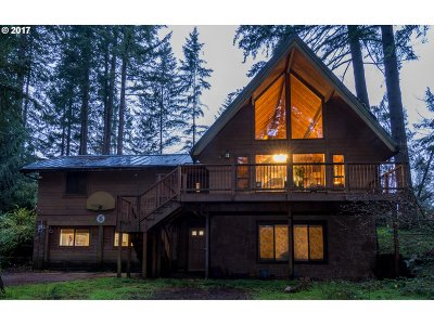 Oregon City Single Family Home For Sale: 18660 S Greenview Dr