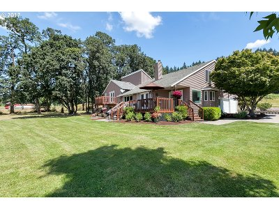 West Linn Single Family Home For Sale: 27599 SW Mountain Rd