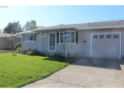 Woodburn Single Family Home For Sale: 1885 Sallal Rd