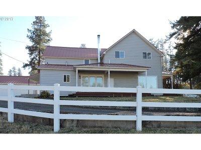Elgin Single Family Home For Sale: 69519 Chumos Rd