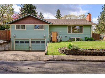 Keizer Single Family Home Sold: 1294 Moneda Ave
