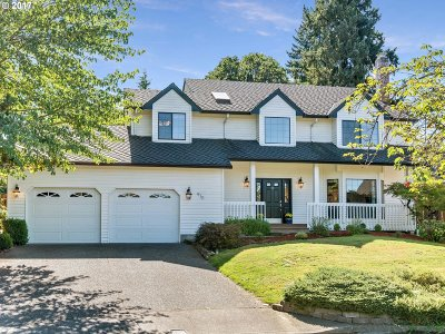 Beaverton OR Single Family Home For Sale: $529,000