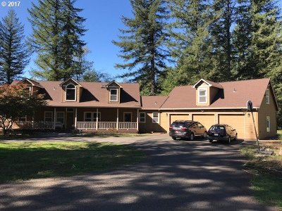 Washougal Single Family Home For Sale: 30206 NE 28th St
