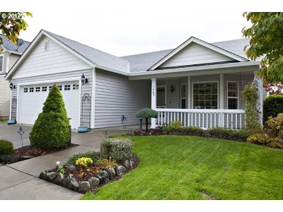 Battle Ground WA Single Family Home For Sale: $305,000