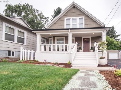 Single Family Home For Sale: 5315 NE 20th Ave