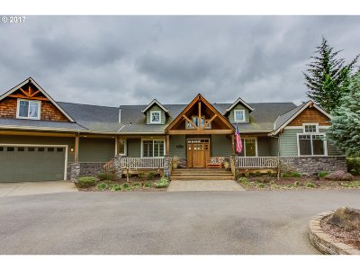 Canby Single Family Home Sold: 22907 S Haines Rd