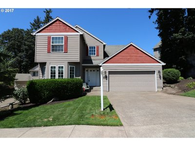 Portland Single Family Home For Sale: 3763 NW 115th Ave