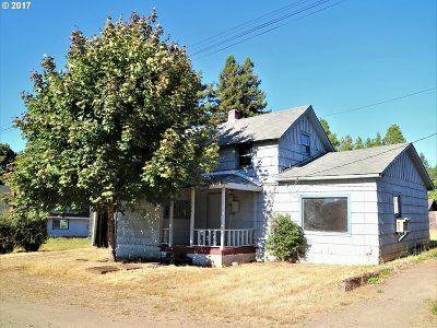 Cottage Grove, Creswell Single Family Home For Sale: 1630 S 9th St