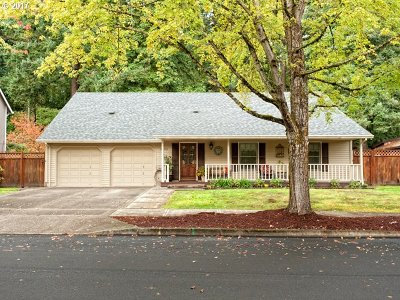 Wilsonville Single Family Home For Sale: 8605 SW Wilson Ln