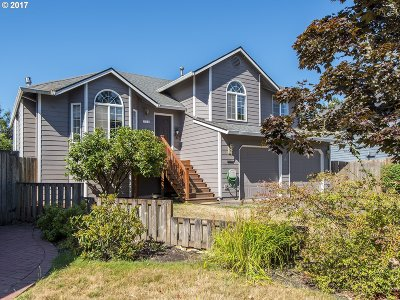 Hillsboro OR Single Family Home For Sale: $350,000