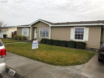 Hermiston Single Family Home For Sale: 1329 SW Porter Ct
