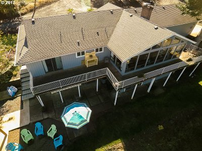 Sweet Home Single Family Home Sold: 27591 Riggs Hill Rd