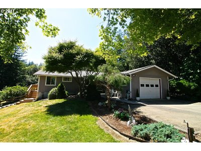 Coquille OR Single Family Home For Sale: $279,000