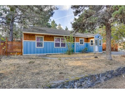 Bend Single Family Home For Sale: 545 NE Irving Ave