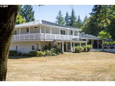 Coquille OR Single Family Home For Sale: $449,000