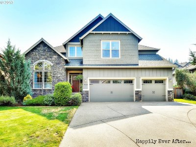 Happy Valley Single Family Home For Sale: 9648 SE Denali Dr