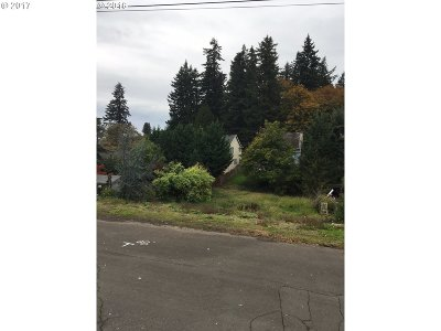 Oregon City, Beavercreek Residential Lots & Land For Sale: Van Buren