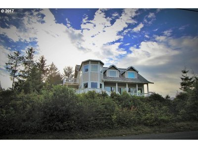 Coos Bay Single Family Home For Sale: 63438 Shore Edge Dr