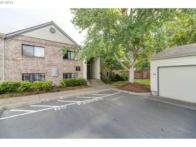 Tigard Condo/Townhouse For Sale: 16363 SW 130th Ter #99
