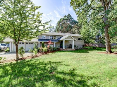 Single Family Home For Sale: 29250 NW Evergreen Rd