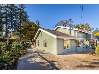 Salem Single Family Home Sold: 9225 Fellowship Ave