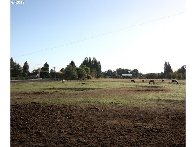 Hillsboro, Forest Grove, Cornelius Residential Lots & Land For Sale: SW Stringtown Rd