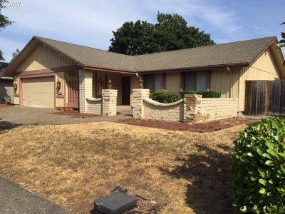 Eugene Single Family Home For Sale: 1875 Crescent Ave