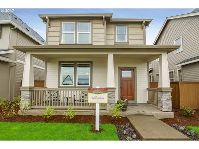 Wilsonville Single Family Home For Sale: 28717 SW Finland Ave #297 D