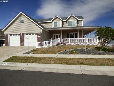 Hermiston Single Family Home For Sale: 1291 E Newport Ave