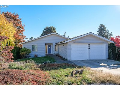 Salem Single Family Home For Sale: 3078 NW 19th Pl
