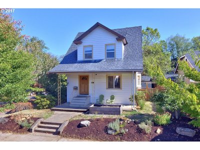 Portland Single Family Home For Sale: 6374 N Commercial Ave