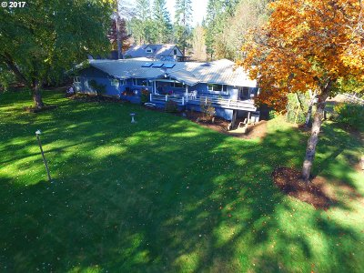 Cottage Grove, Creswell Single Family Home For Sale: 75332 Williams Creek Loop