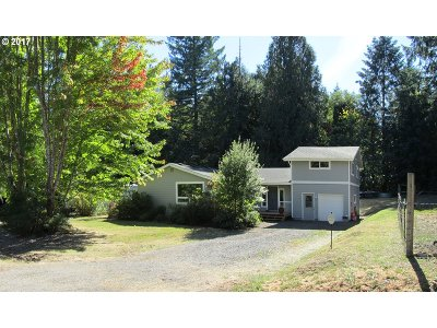 Springfield Single Family Home For Sale: 36946 Parsons Creek Rd